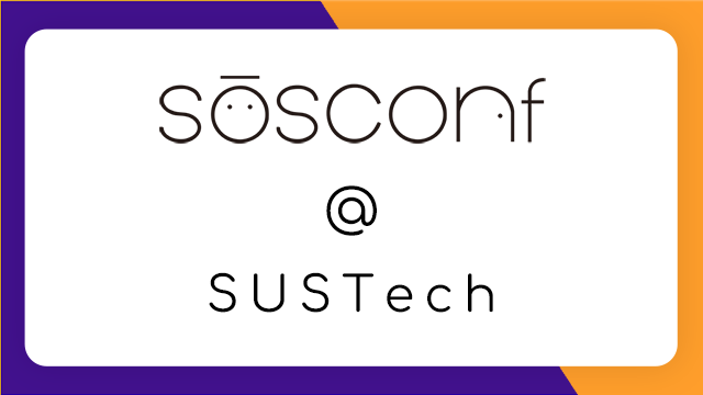 sosconf.zh 2021 will be held at SUSTech in Shenzhen